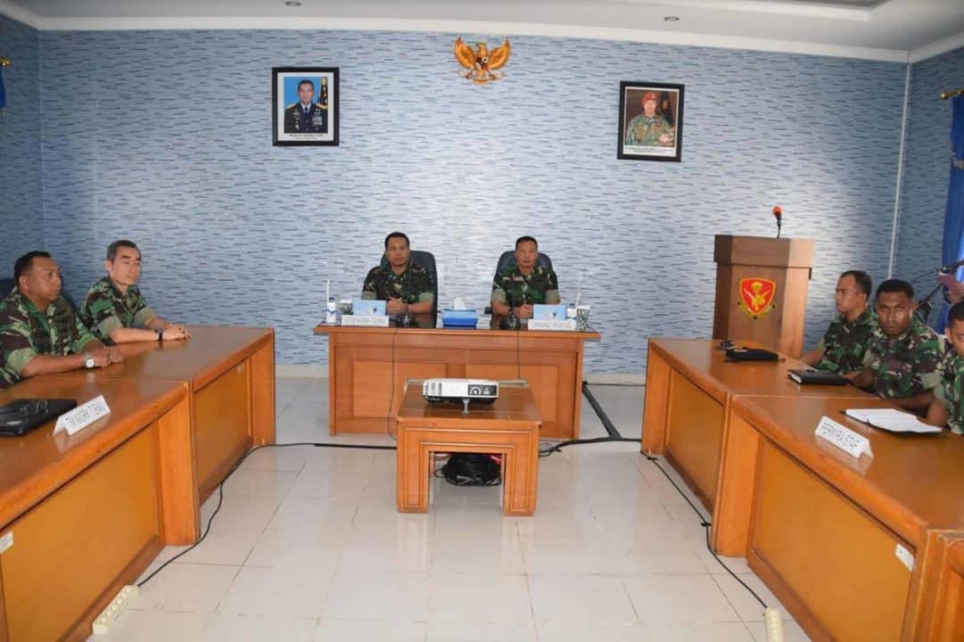 Exit Briefing Itjenau Di Wing I Paskhas