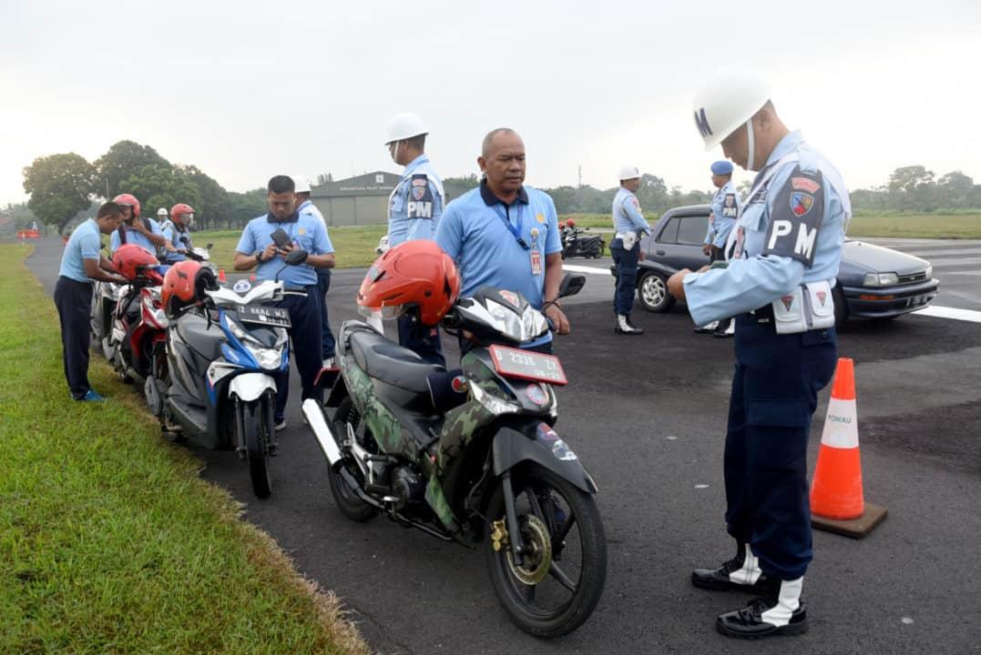 Operasi Gaktib Waspada Wira Elang Tahap Ii 2019 Satpomau Lanud Wiriadinata.