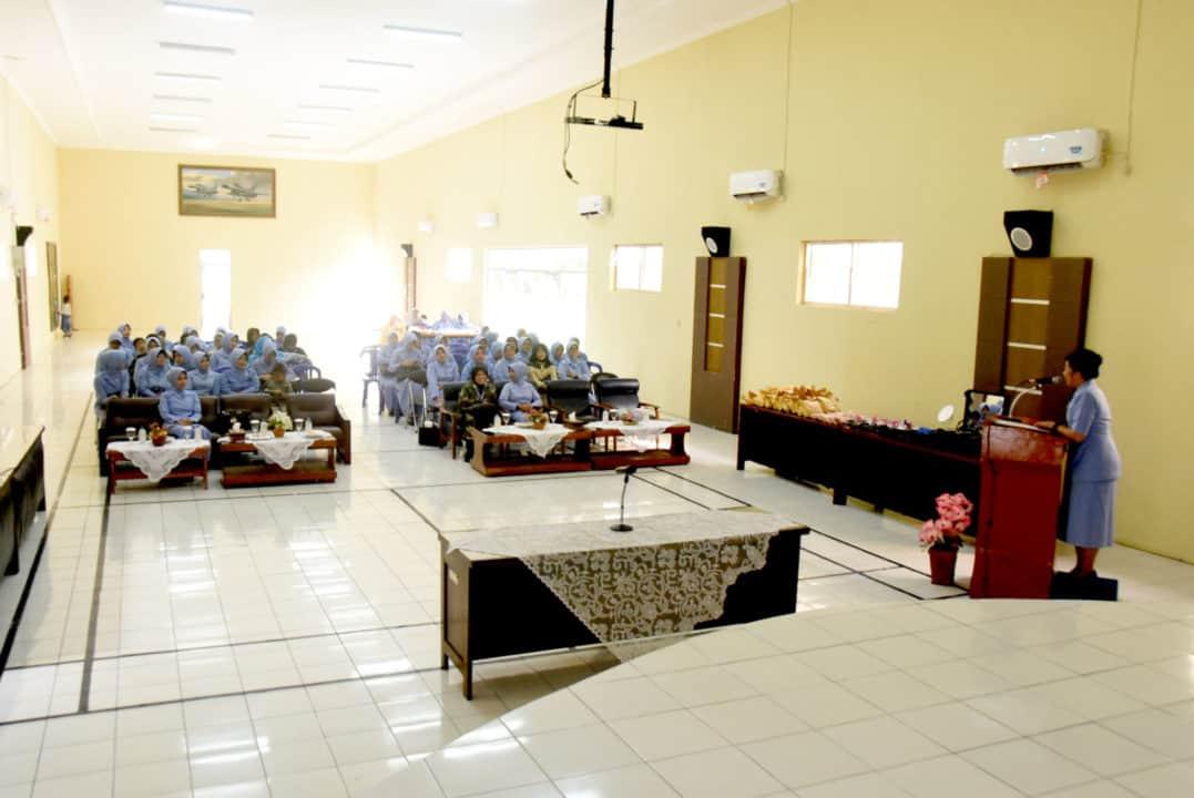 Pia Ardhya Garini Cabang 7/ D.i Lanud Wiriadinata Gelar Arisan Gabungan