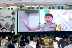 Silaturahmi Ulama Se Jawa Barat Dan Banten Dengan Pangdam Iii/ Siliwangi Dan Kapolda Jawa Barat