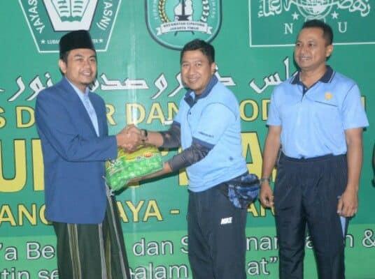 Tingkatkan Silaturahmi, Danlanud Halim Perdanakusuma Kunjungi Yayasan Nurul Ibad