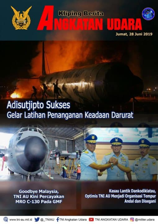 Kliping Berita Media 28 Juni 2019