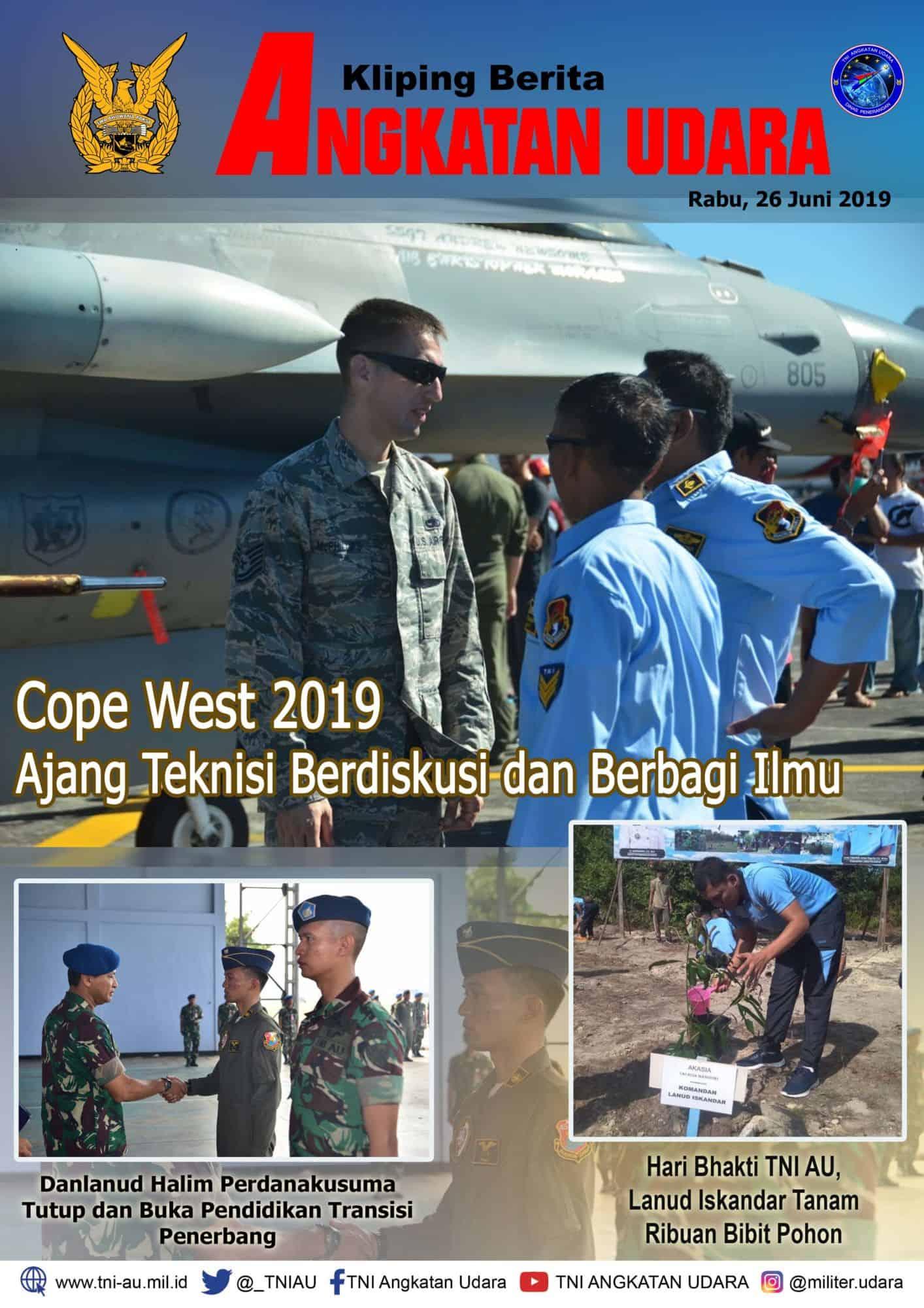 Kliping Berita Media 26 Juni 2019