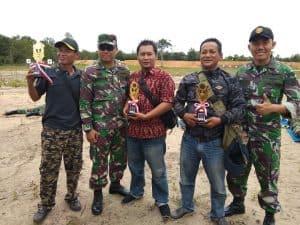 Lanud H As Hanandjoeddin Ajak Insan Pers Belitung Latihan Menembak Laras Panjang