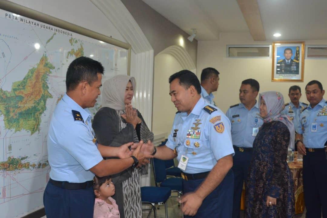 Halalbihalal Staf Disopslatau Bersama Ketua Pia Ag Ranting 04-2/gab I