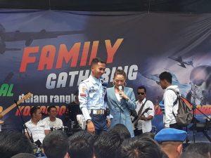 Siti Badriah Hibur Warga Makoopsau I