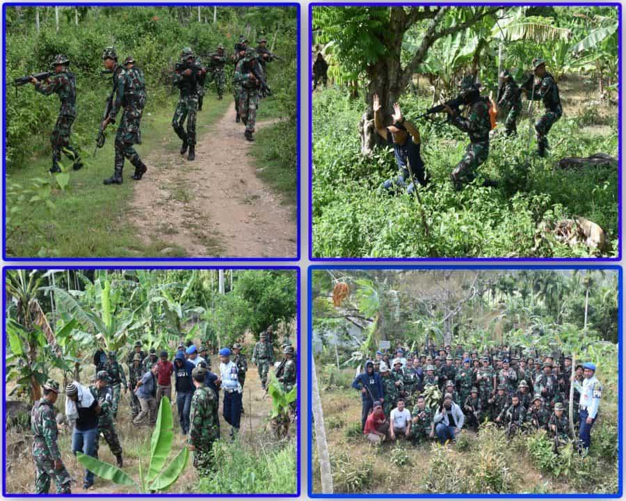 Aset Tni Au Paya Seunara Dapat Dipertahankan & Dikuasai Kembali Oleh Pasukan Hanlan Lanud Maimun Saleh.