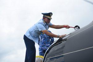 Skadron Udara 33 Resmi Beroperasi Di Lanud Sultan Hasanuddin