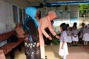 Pelepasan Dan Perpisahan Siswa Siswi Tk Angkasa 2 Lanud Sjamsudin Noor