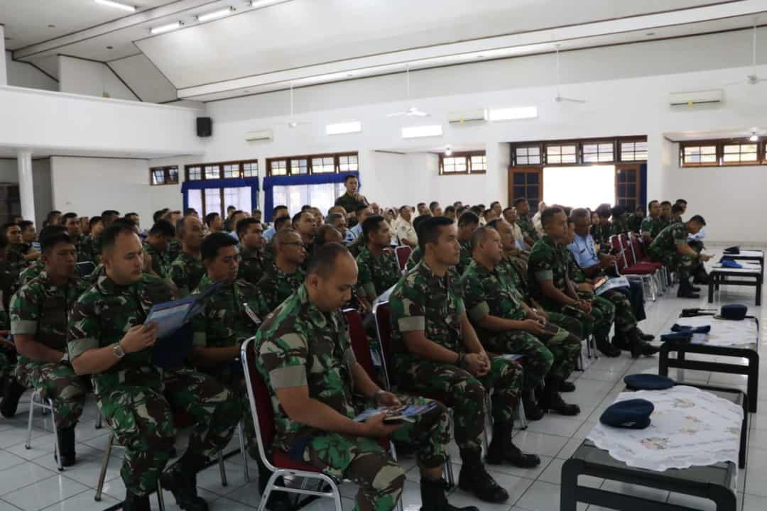 Sosialisasi BP TWP di Lanud Husein Sastranegara