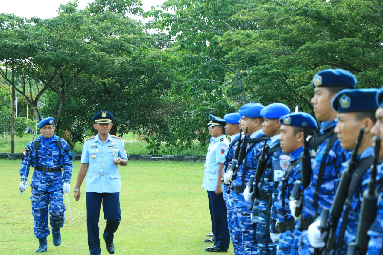 Upacara Hut Ke-68 Komando Operasi Tni Angkatan Udara Di Lanud Anang Busra Anang Busra