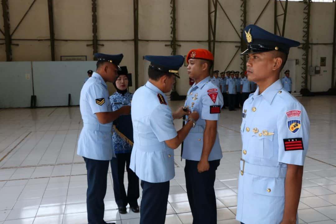 Kolonel Tek Iman Gozali, S.e. Buka 3 Pendidikan di Wingdiktek Kalijati