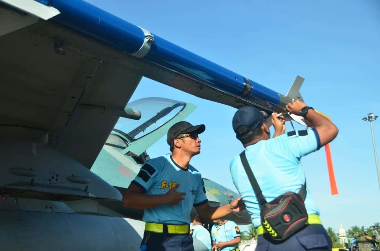 Cope West 2019: Ground Crew Dan Acmi Di Balik Kelancaran Latihan