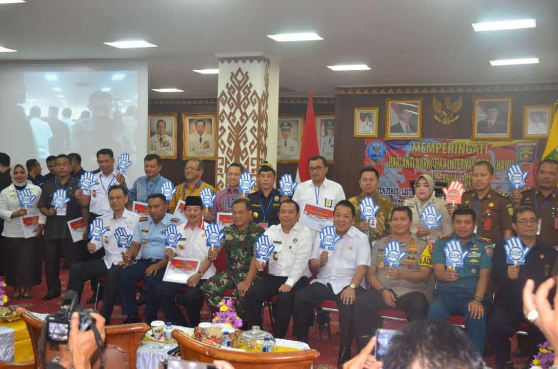 Memperingati HANI di Provinsi Lampung