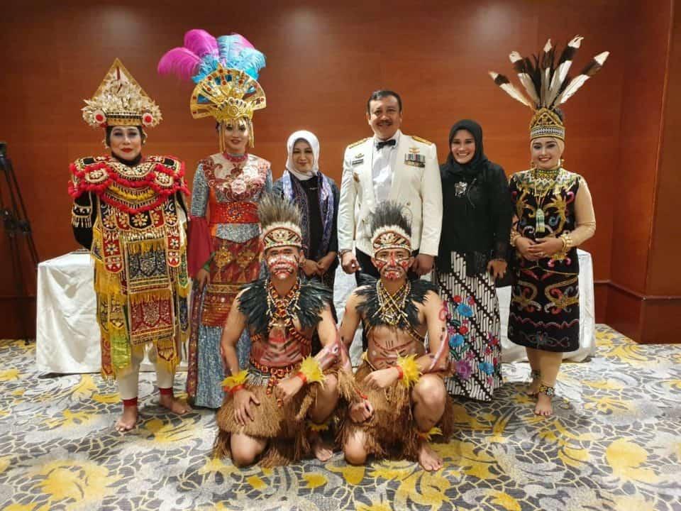 Kohanudnas Tampil Dalam Gala Dinner Tni- Icrc International Conference