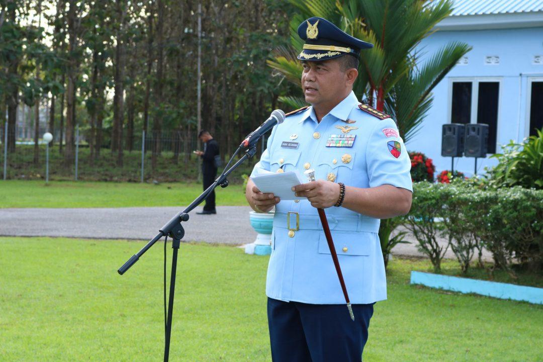 Lanud Haluoleo Peringati Hut Ke-68 Komando Operasi Tni Au