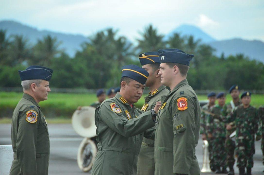 Libatkan 13 Pesawat Tempur F-16 Dan Ratusan Prajurit, Tni Au-usaf Gelar Latma Cope West 2019