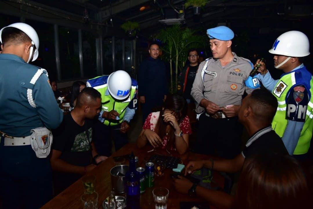 Satpomau Lanud Halim Perdanakusuma Razia Thm Wilayah Jakarta Dan Sekitarnya