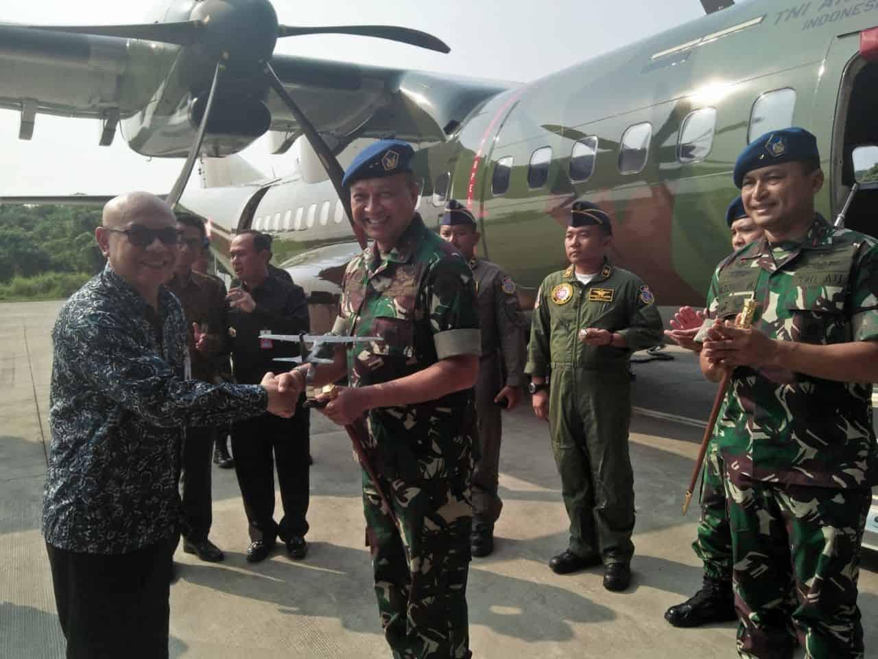 Cn-295, Pesawat Angkut Sedang Tambah Kekuatan Skadron Udara 2 Lanud Halim Perdanakusuma