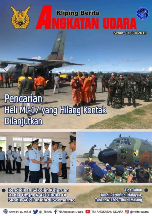 Kliping Berita Media 01 Juli 2019
