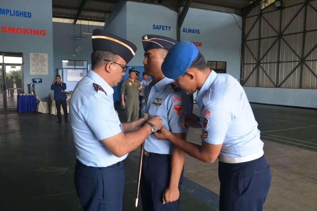Komandan Lanud Supadio Buka Dikkualsus Pemeliharaan Ptta Skadron Udara 51