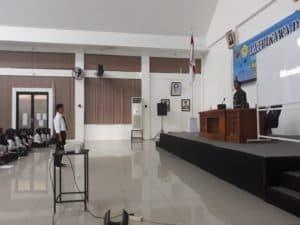 Peran Lanud Wiriadinata Dalam Kegiatan Latpinawa Dan Pbn 2019 Stia Yppt Priatim Tasikmalaya