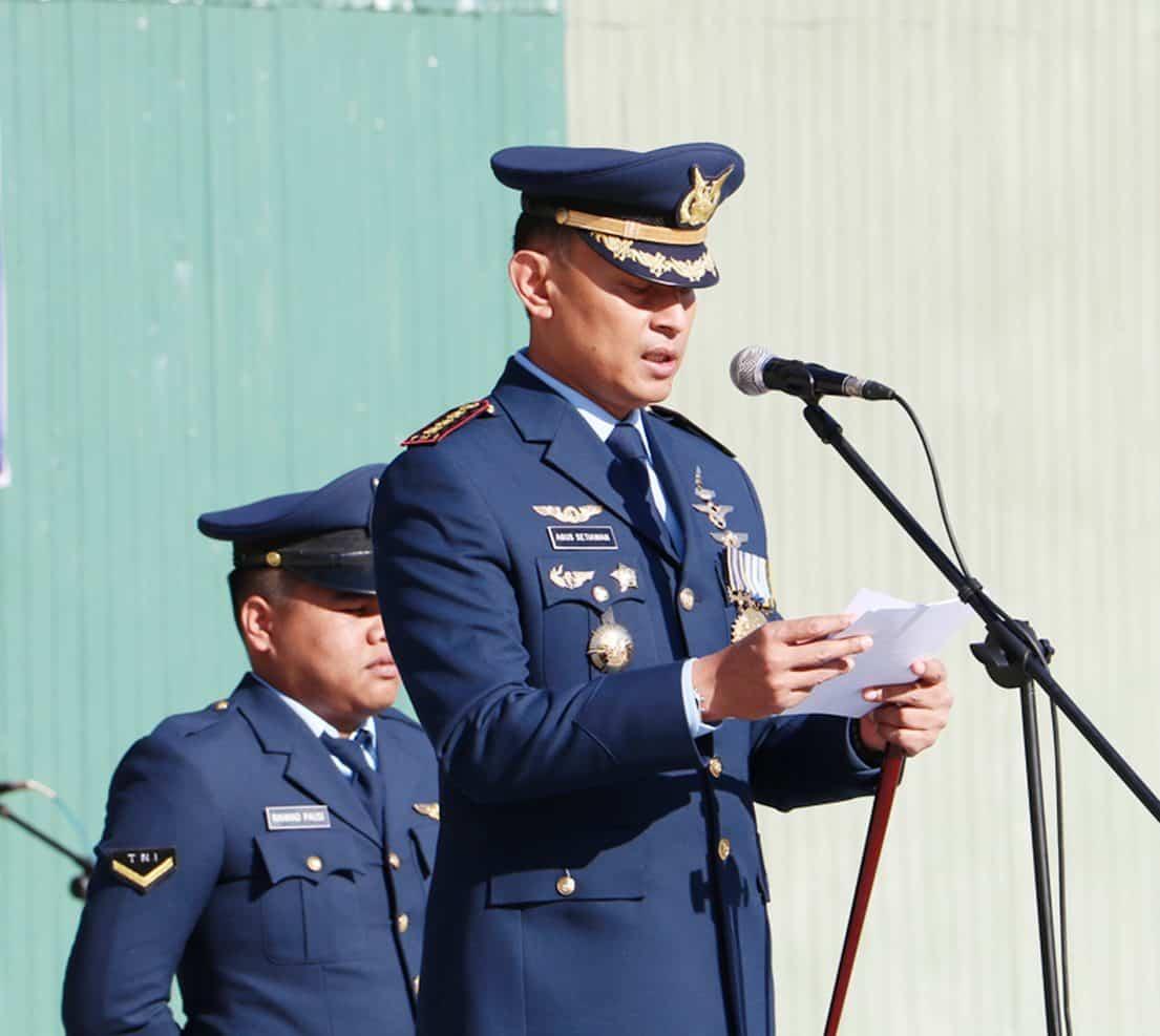 Generasi Muda Lanud El Tari Harus Memberikan Pengabdian Yang Terbaik Kepada Tni Angkatan Udara