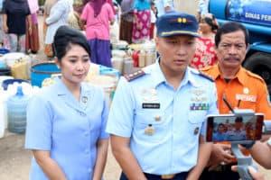 Lanud Wiriadinata Dan Pia Ardhya Garini Cabang 7/ D.i Lanud Wiriadinata Laksanakan Baksos Dan Tali Asih