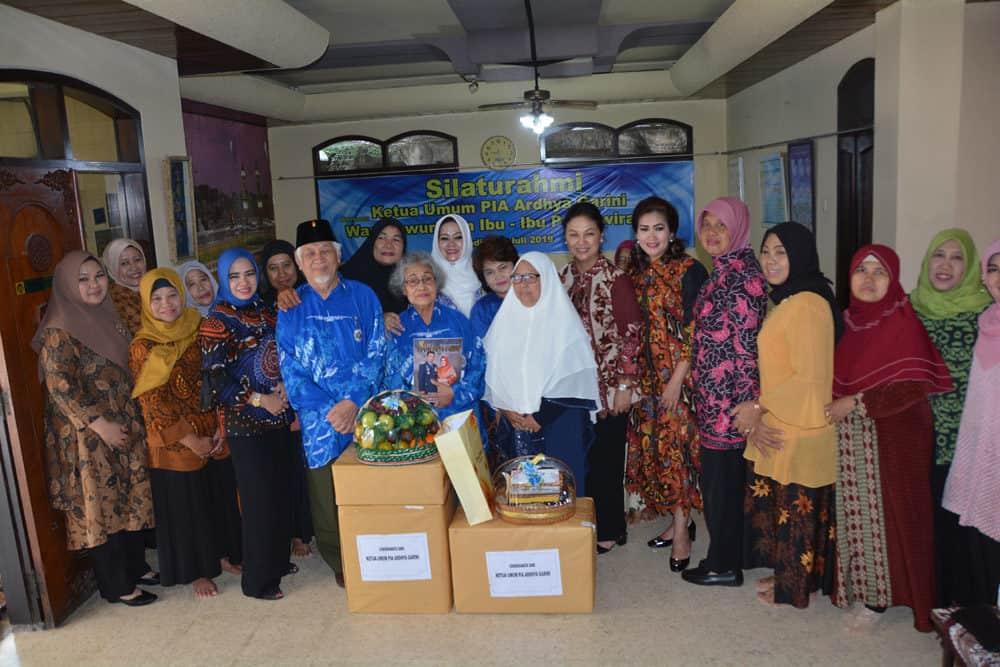 Ketua Umum Pia Ardhya Garini Kunjungi Panti Asuhan Terpadu Tunanetra Aisyiyah Ponorogo