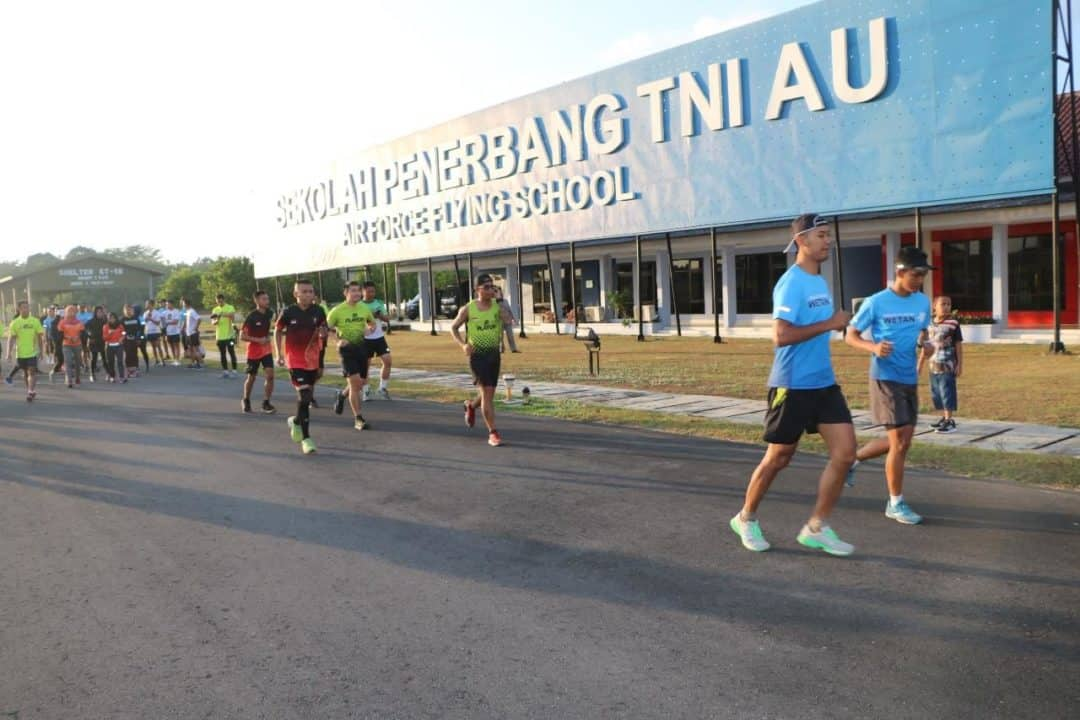 Jelang Auor 2019, Komunitas Lari Yogyakarta Laksanakan Cek Rute