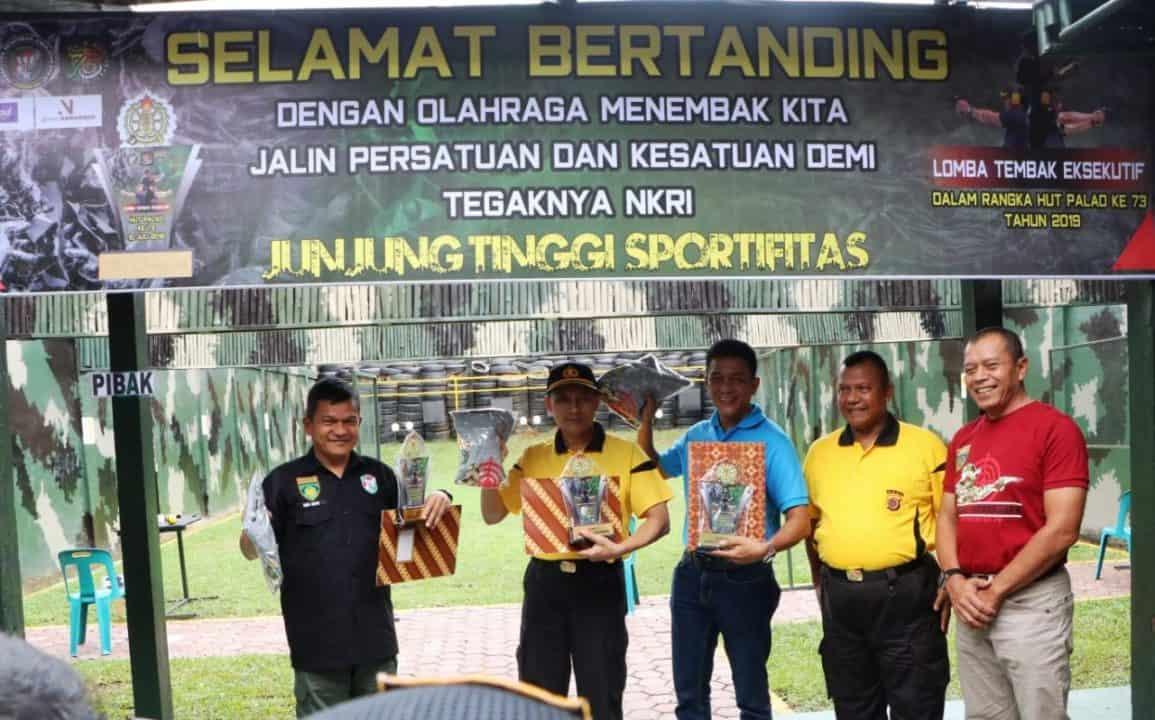 Lanud Sim Raih Juara Iii Lomba Menembak Eksekutif