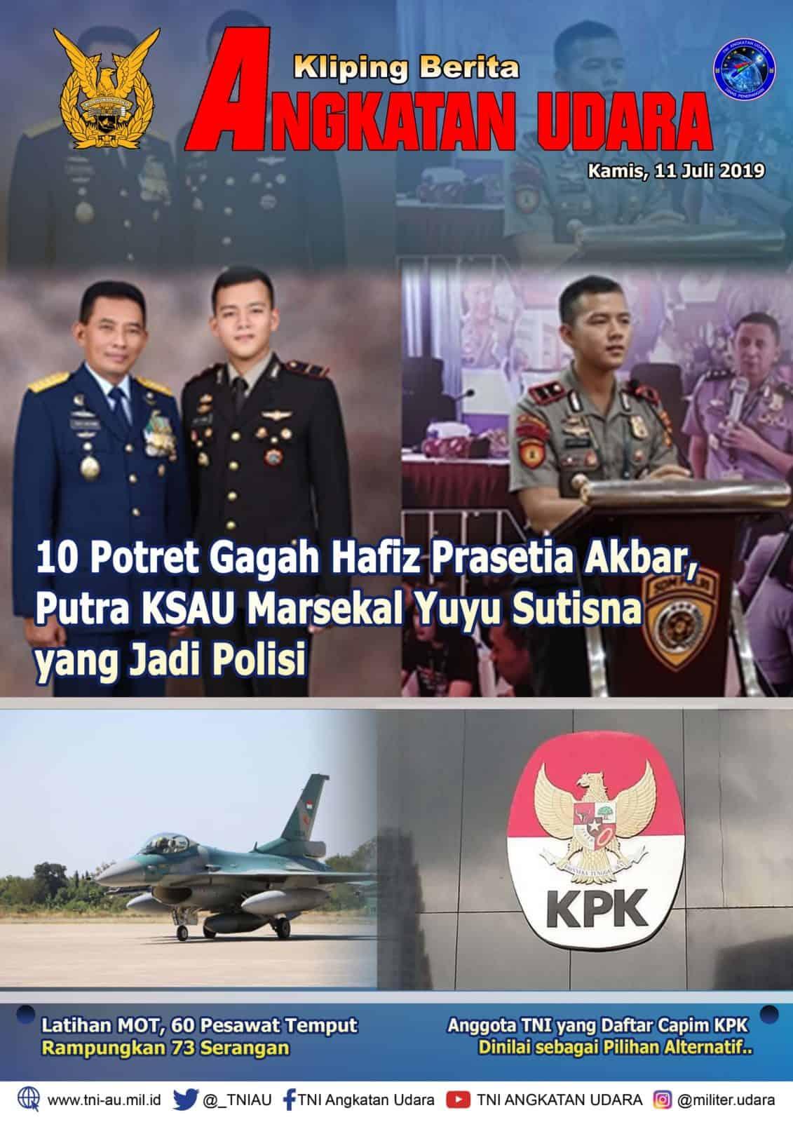 Kli[ing Berita Media 11 Juli 2019