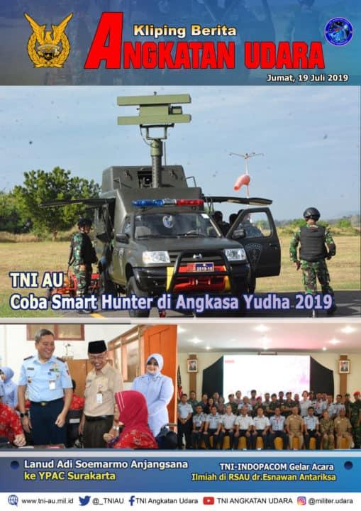 Kiliping Berita Media 19 Juli 2019