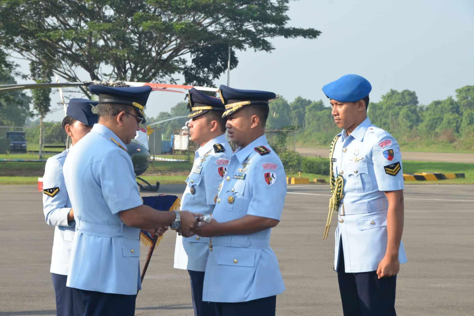 Letkol Pnb Dedy Kusuma Jaya Jabat Komandan Skadron Udara 51