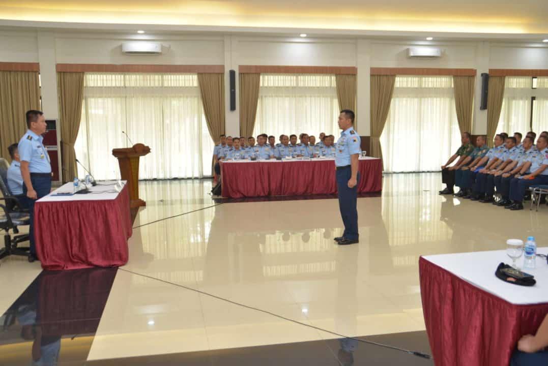 Kuliah Kerja Ii Pasis Seskoau Angkatan-56 Di Makohanudnas