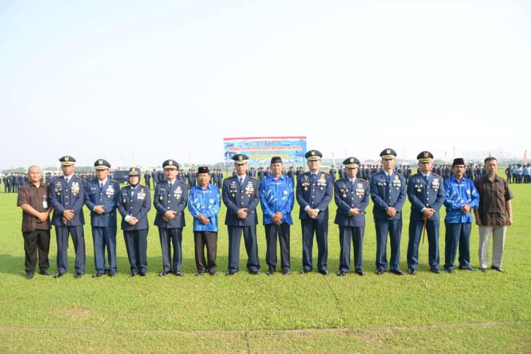 Peringatan Ke-72 Hari Bhakti Tni Angkatan Udara Tahun 2019 Di Medan