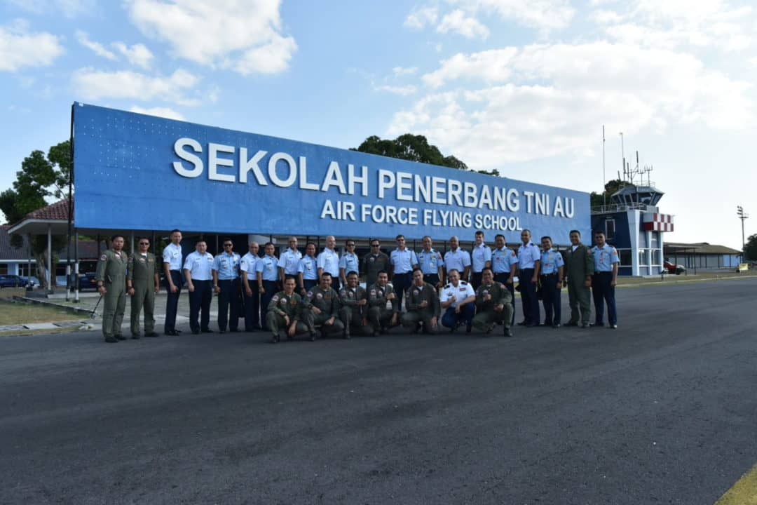 Delegasi Air Defence Subject Matter Expert (adsmee) Us Pacaf Kunjungi Lanud Adisutjipto