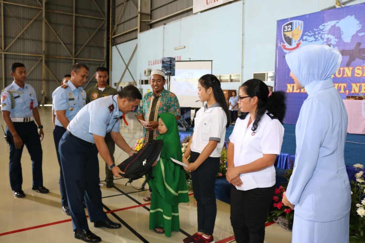 Skadron Udara 32 Peringati Hari Ulang Tahun Ke-38