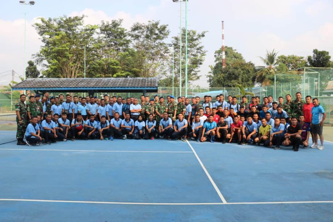 Seleksi Atlet Pekan Olahraga Tni Au Di Koopsau I