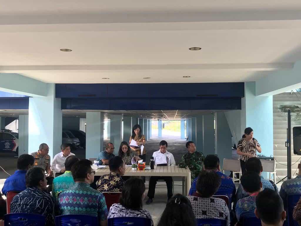 Komandan Lanud Sam Ratulangi Hadiri Acara Festival Bunaken Tahun 2019