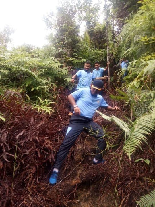 Lari Hash Personel Lanud Anang Busra Tarakan