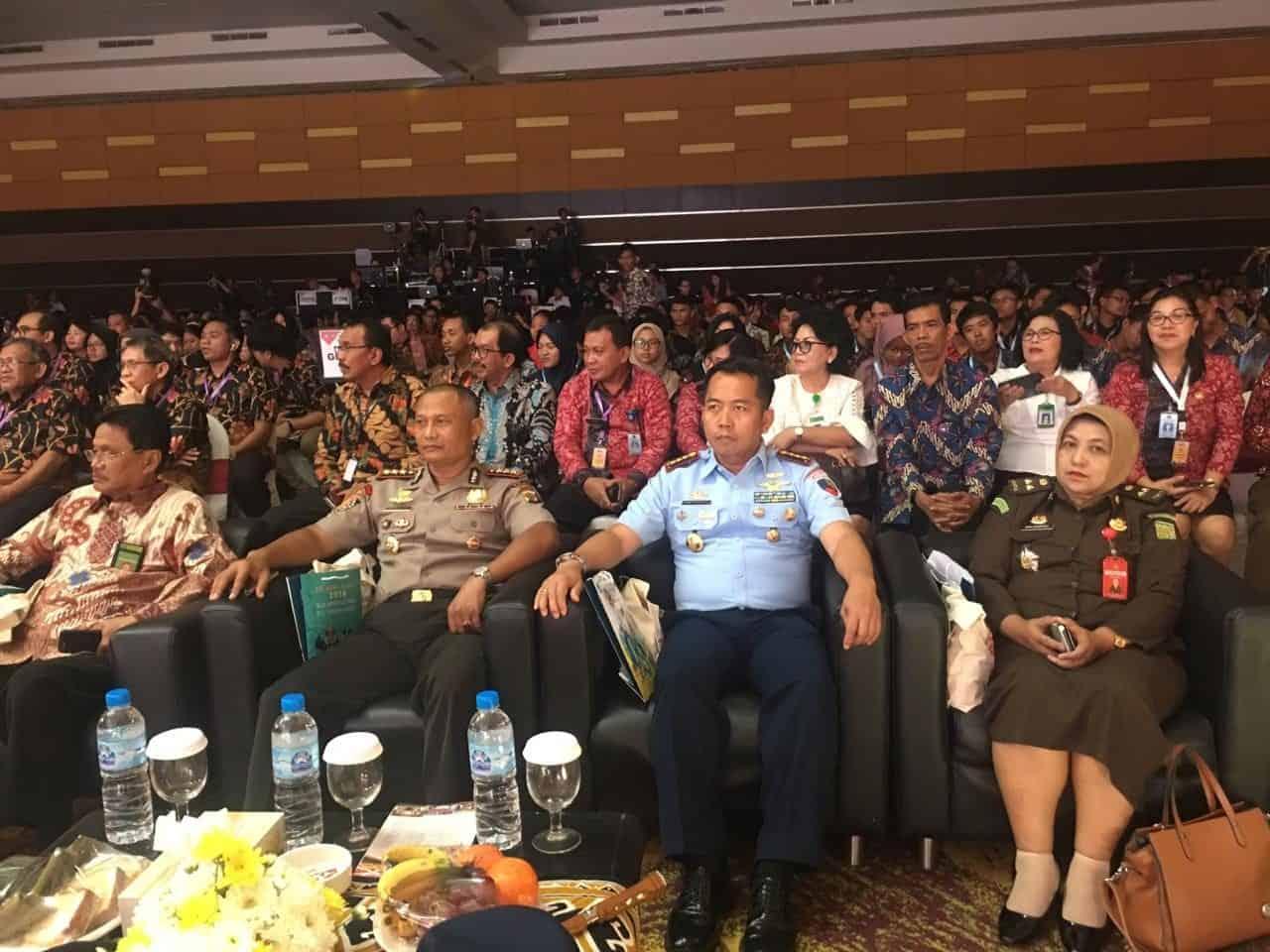 Danlanud Sam Ratulangi Hadiri Pembukaan Olimpiade Sains Nasional (OSN) Tingkat SMA di Sulut