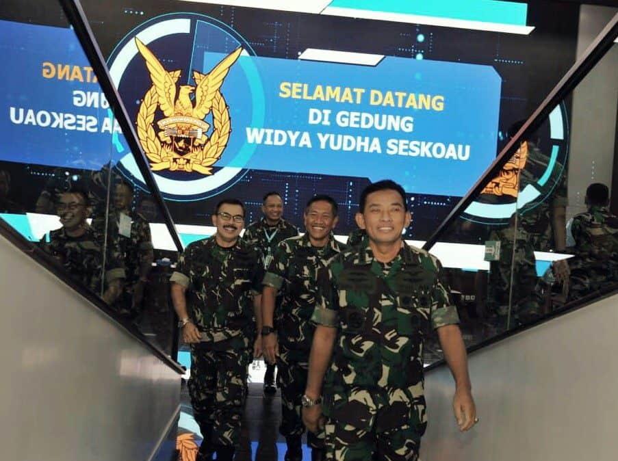 "Angkasa Yudha 2019, Kasau Tinjau Pelaksanaan ""war Gaming"""