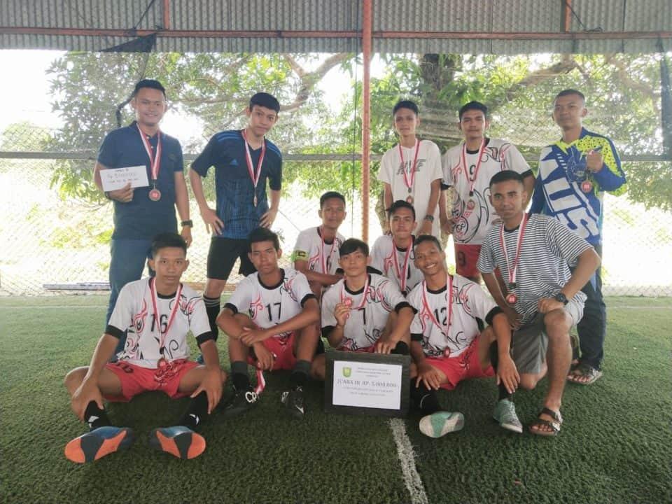 Tim Futsal Ssb Tunas Garuda Binaan Lanud Maimun Saleh