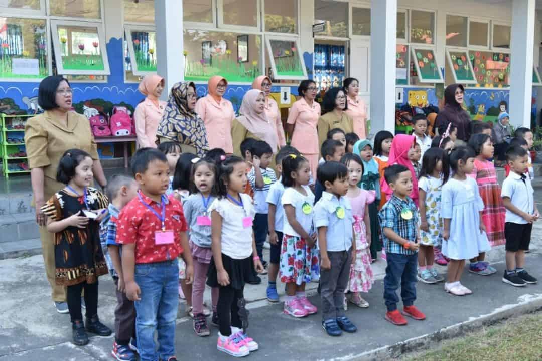 Tk Dan Kb Angkasa Lanud Adisutjipto Sambut 63 Siswa Baru Ta 2019
