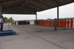 19 Siswa Sekbang Angkatan 96/ Psdp A- 32 Mendapat Kenaikan Tingkat