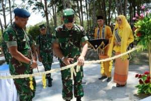 Kuker Kepala Staf Angkatan Udara Di Lanud Iskandar