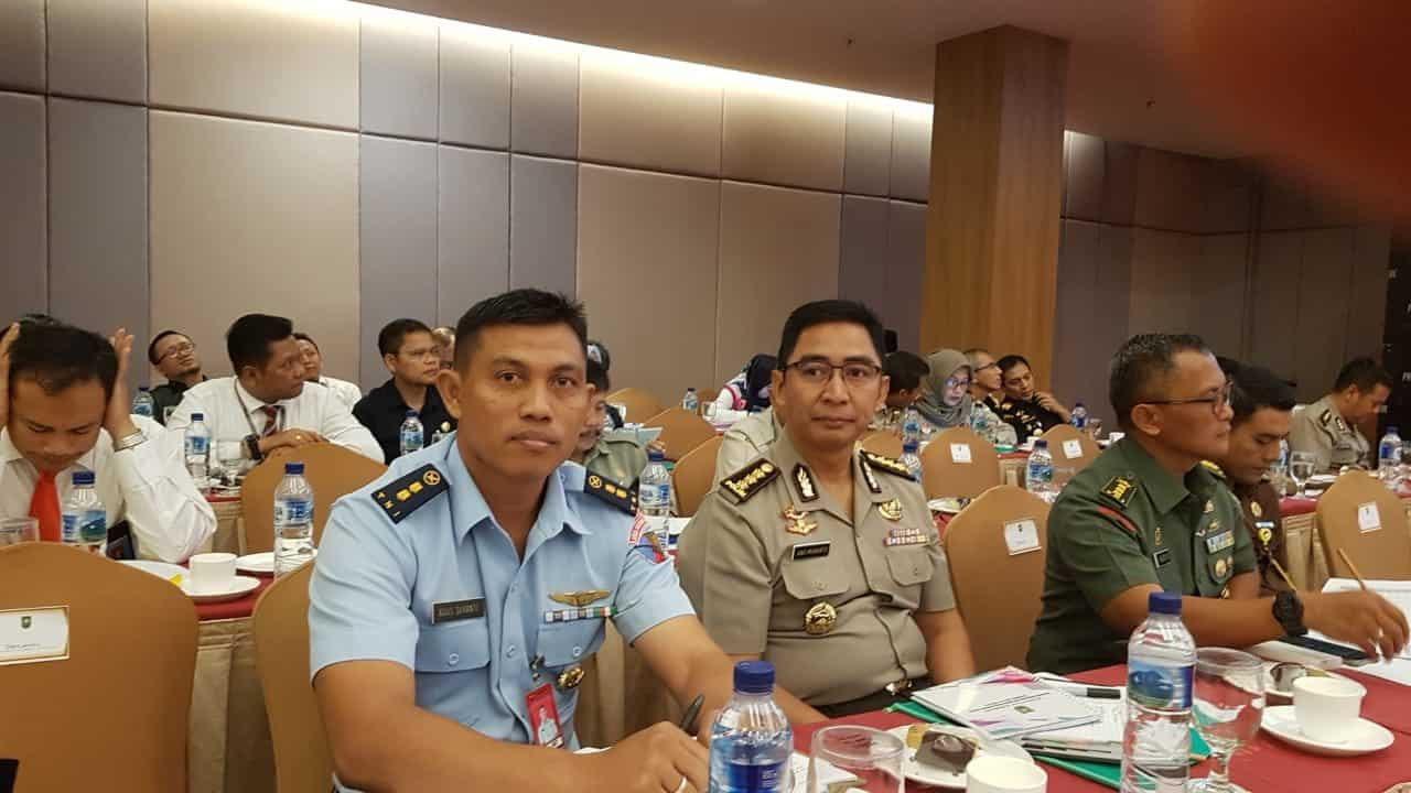 Pekas Lanud Rsn Hadiri Musrenbang Rpjmd Tahun 2019 – 2024 Provinsi Riau
