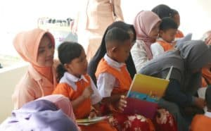 Gernasbaku di TK Angkasa Lanud Iskandar
