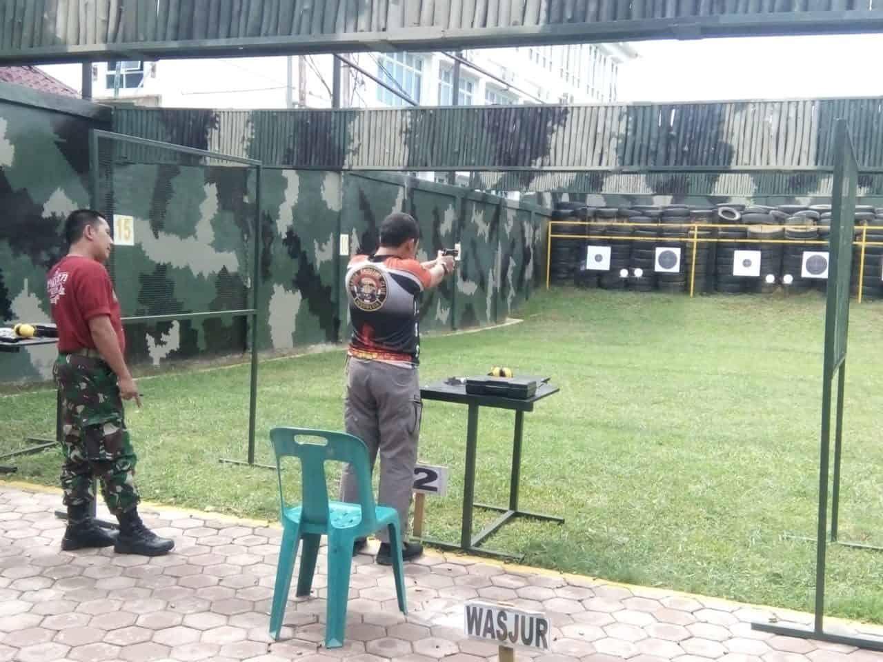 Hut Ke-73 Peralatan Tni Angkatan Darat (palad) Iskandar Muda Aceh, Perwira Lanud Maimun Saleh Sabet Gelar Juara Iii Perorangan Tni/polri Lomba Menembak.